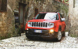 SUV Jeep Renegade