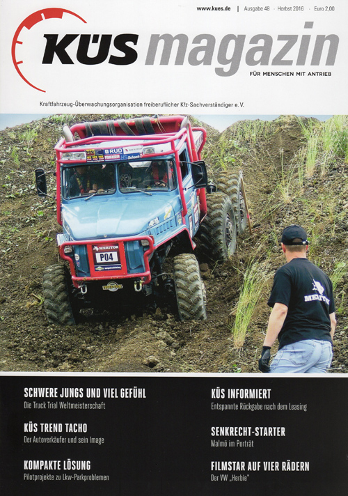 KÜSmagazin Ausgabe 48