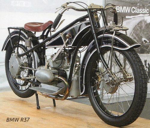 Motorrad BMW R37